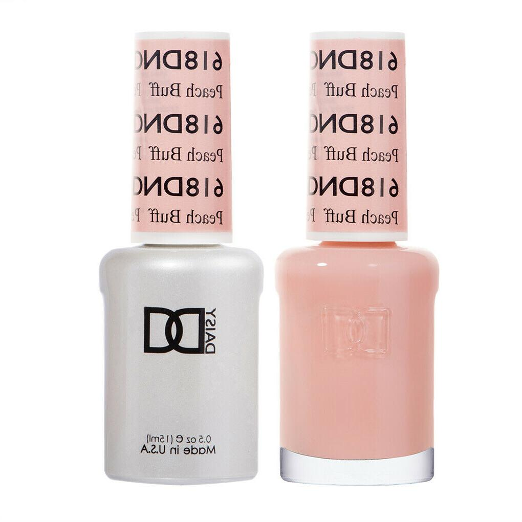 DND Gel & Lacquer oz Nude Trend Collection