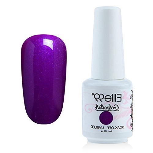Elite99 Gelpolish Soak-off Gel Nail Polish UV LED Nail Art P