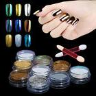 Elite99 Metallic Mirror Effect Chrome Powder Set Holographic