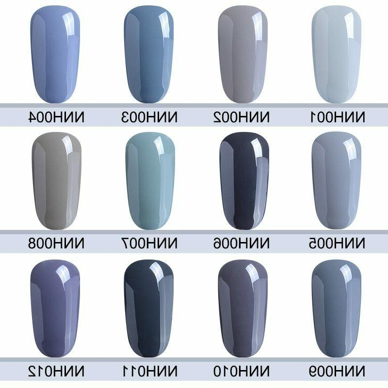 FairyGlo® Nail Polish Gel Polish Semi Top Coat