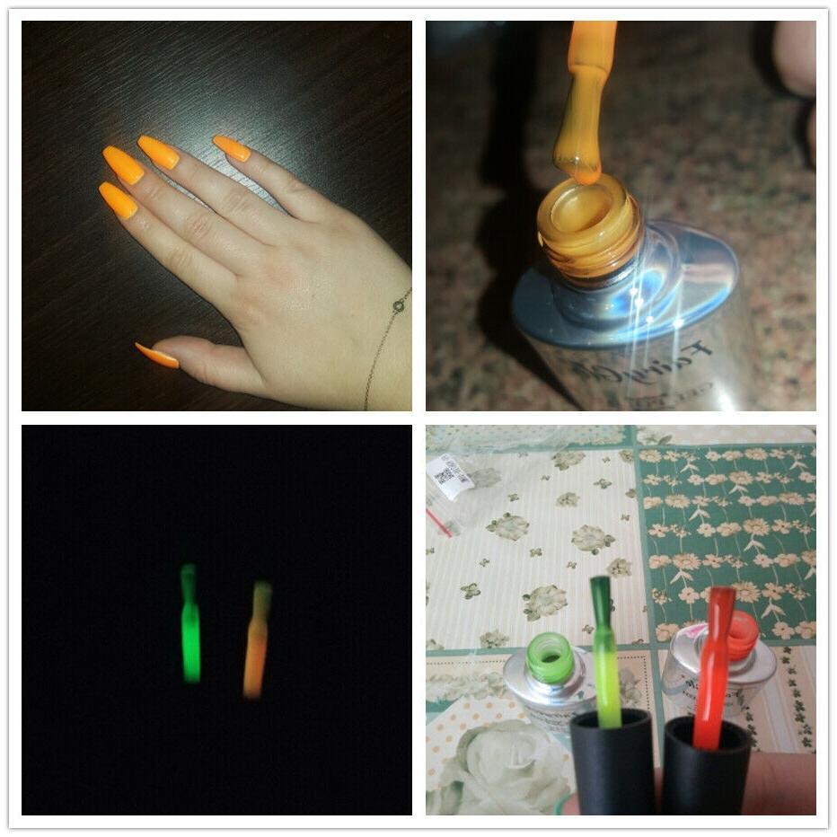 FairyGlo® Gel Glow In The Dark Fluorescent