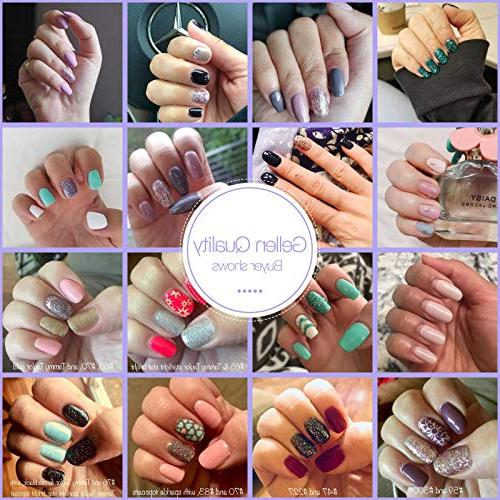 Gellen Any Colors Off Gel Nail Polish Available