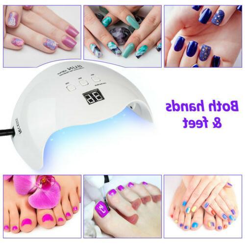 Dryer Salon Manicure Machine 48w