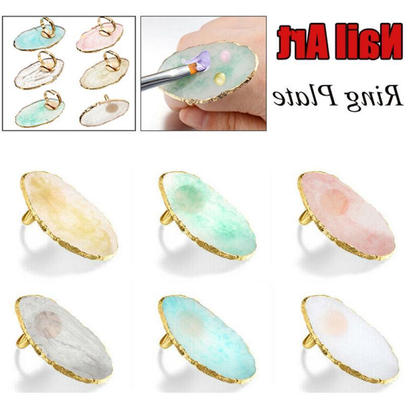 Resin Art Ring Art