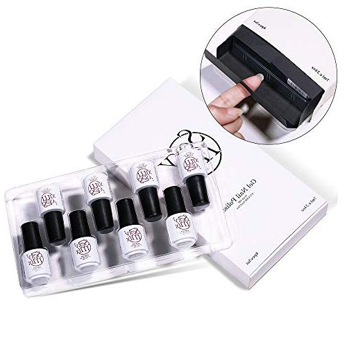 Sexy Gel Polish UV Gel Color Temperature Change Colors Tiny Bottles with Nice