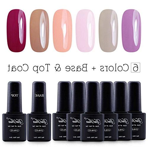 soak gel nail polish