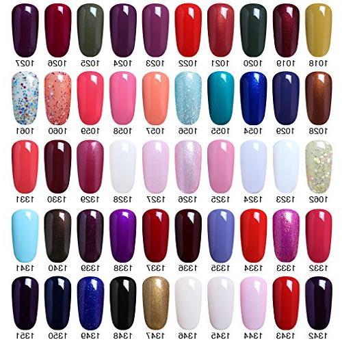 Elite99 Colors Nail Color Nail Set 241 Colors Available
