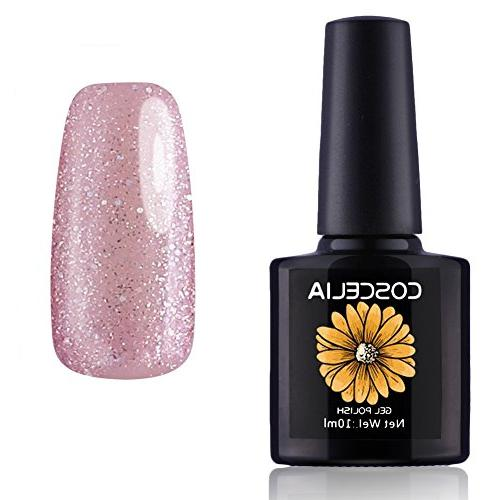 Coscelia Polish Colors Soak Gel Nail 10ml UV Varnish Manicure