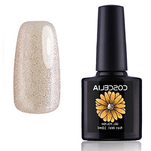 Coscelia Colors Gel Polish Colors Gel Polish 10ml UV LED Varnish Manicure