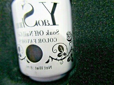 Yao Soak Gel Fingernail