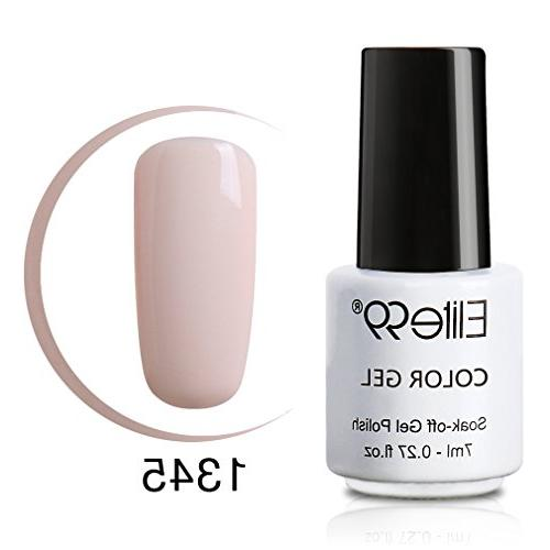Elite99 Soak Off UV LED Color Gel Polish Lacquer Nail Art Ma