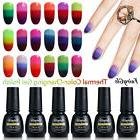 FairyGlo Thermal Color-Changing UV LED Soak Off Gel Nail Pol