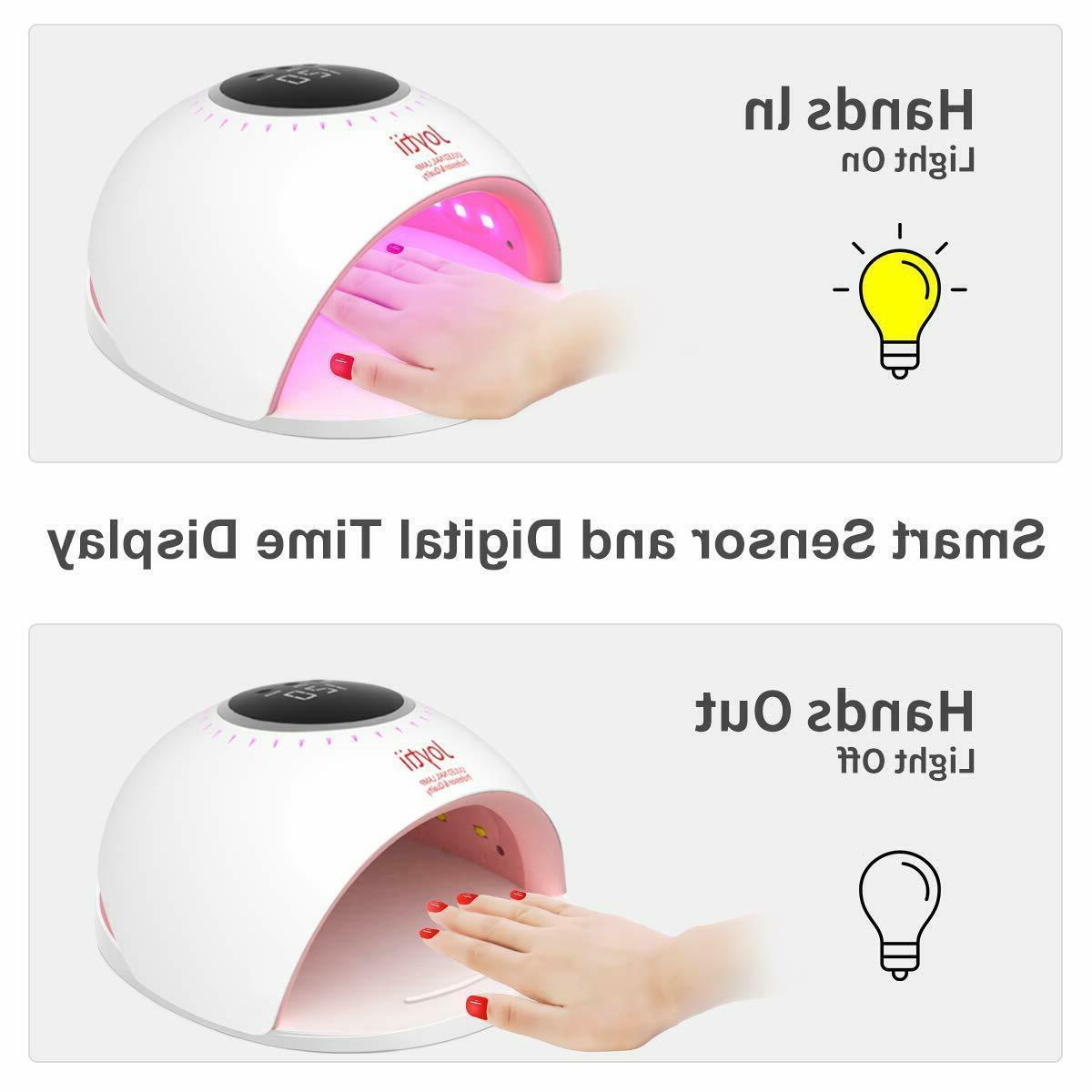 UV LED 82W Nail Gel Nail