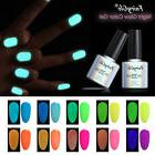 FairyGlo UV Soak Off Gel Color Polish Manicure Glow in the D