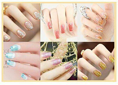 FairyGlo Combo Glitter Polish UV