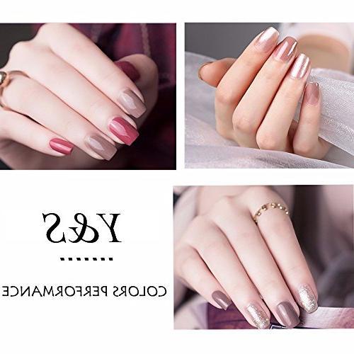 Yaoshun Brand Soak Led Gel Polish Gel Polish