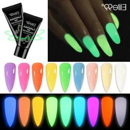 Elite99 Luminous Nail Extension UV Poly Gel Polish 30G No Wi