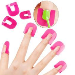 Nail Art Equipment Manicure Tool Gel Model Clip Polish Glue