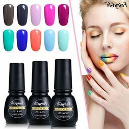 FairyGlo® Nail Art Tool Set 6pcs/lot Choose Pure Color Seri