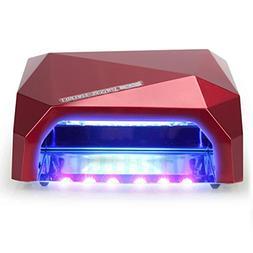 Gellen Pro 36W Nail LED Lamp Dryer Light for UV LED Gel Nail