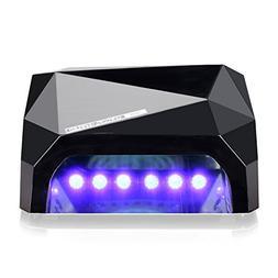 Gellen Pro 36W Nail Dryer UV LED Light / Lamp For Nail Gel P