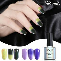 FairyGlo® Nail Gel 10ml Cheese Chameleon GelNail Polish Tem