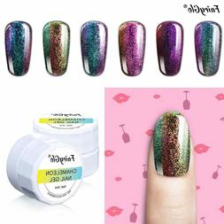 FairyGlo® Nail Gel 5ml Chameleon Holographic Gel Polish Sta