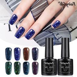 FairyGlo® Nail Gel 8ML Chameleon Starry UV Ge Polish Glitte