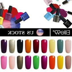 Nail Gel Polish Elite99 UV LED Soak Off Lacquer Varnish Mani