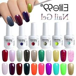Elite99 Nail Gel Polish UV LED Soak Off Manicure Pedicure Va