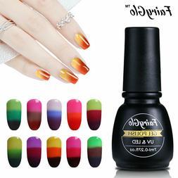 FairyGlo® Nail Polish 7ml Temperature Changing Color Nail G