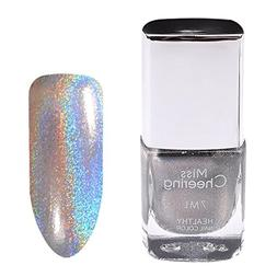 Oksale® 7ML Nail Polish Pretty Holographic Holo Glitter Gel