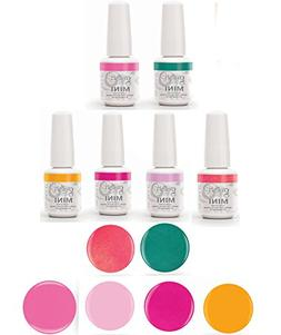 Gelish Neon Street Beat Gel Polish Collection - Includes All