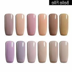 BELLE FILLE Nude Series Nail Art Gel Polish Soak-off VU&LED