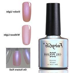 FairyGlo Pearl Nail Polish Gel Manicure Decor Salon Beauty N