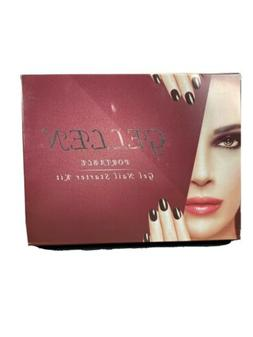 Gellen Portable Gel Nail Starter Kit Polish Manicure Salon T