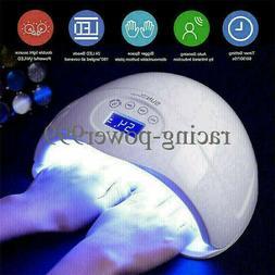 Portable Nail Art Air Drying Blower Finger Toe Varnish Dryer