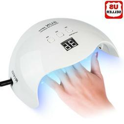 professional led uv nail dryer gel polish