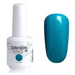 Elite99 Soak-off Gel Polish Lacquer Nail Art UV LED Manicure