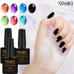 Elite99 Soak Off Color Gemstone Gel Nail Polish Varnish Mani