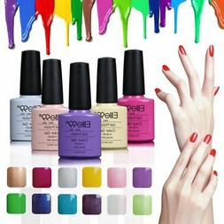 Elite99 Soak Off Gel Nail Polish UV LED Varnish Lacquer Pedi