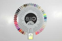 Color Club Soak-off Gel Polish & Nail Lacquer Duo Pack Assor