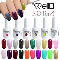 Elite99 Soak Off Nail UV LED Color Gel Polish Manicure Pedic
