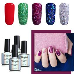 FairyGlo Soak Off UV LED 5PCS Gel Nail Polish Set Nail Arts
