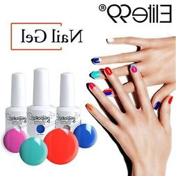 Elite99 UV Gel Nail Polish Soak Off Manicure Top Base Coat V