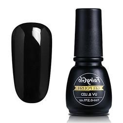 FairyGlo UV LED Gel Nail Polish Soak Off Gel Manicure Varnis