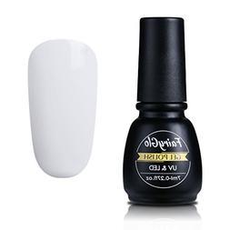 FairyGlo UV LED Gel Polish Nail Varnish Starter Kit Soak Off