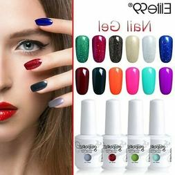 Elite99 UV LED Color Gel Nail Polish Nail Lacquer Soak Off M