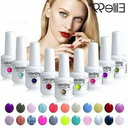 Elite99 15ML UV LED Soak Off Gel Polish Nail Lacquer Varnish