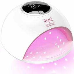 UV LED Nail Lamp 82W Nail Dryer Professional Nail Art Equipm